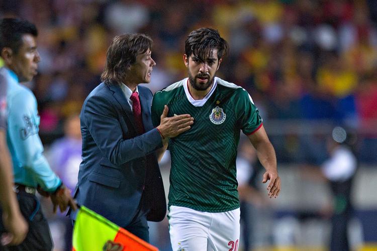Almeyda es la opción más viable para el Tri: Miguel Herrera