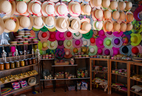 Los sombreros de jipijapa e8f04e46ad4