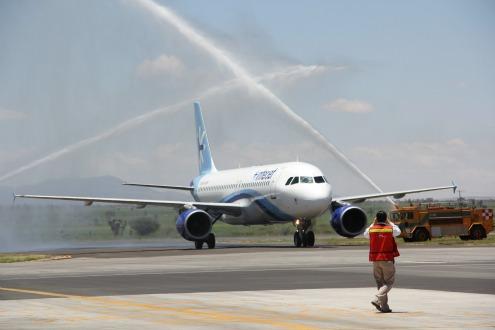 Interjet cancela vuelos a Nueva York