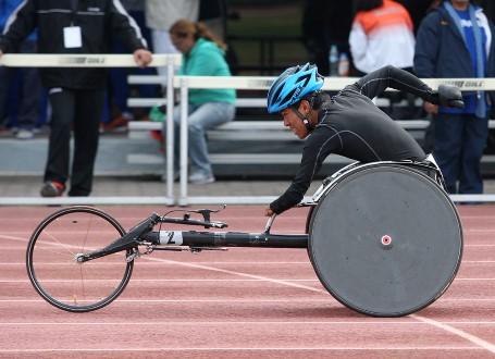 Nely Miranda, cerca del podio en Río 2016