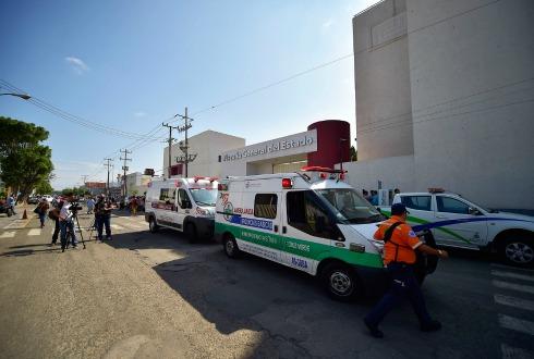 Cambios en la Fiscalía de Jalisco, sale Eduardo Almaguer