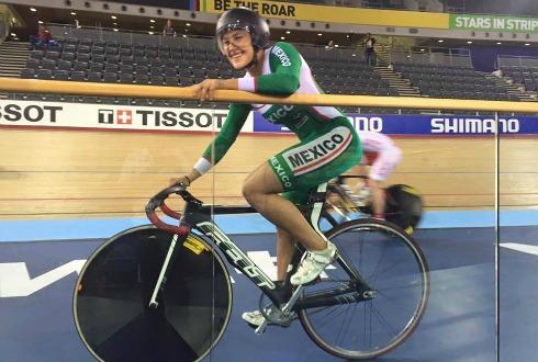 Segunda medalla para Arlenis Sierra en Panamericano de Ciclismo