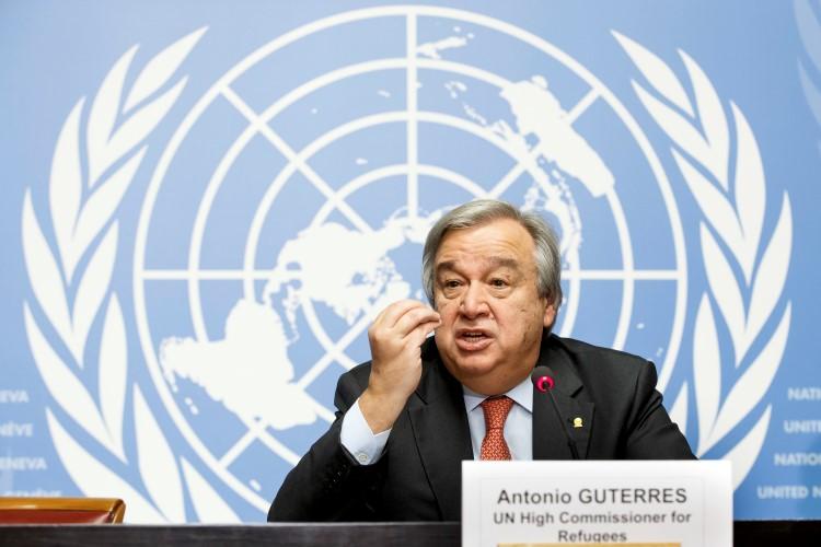Eligen a António Guterres nuevo secretario general de la ONU