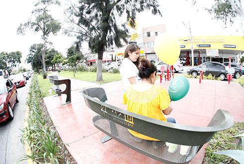 Inauguran dos parques lineales en Guadalajara