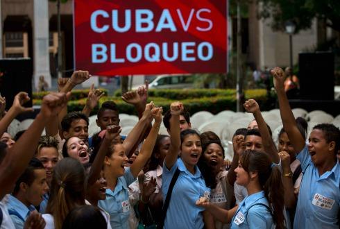Cuba celebra