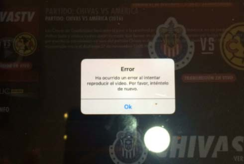 Profeco multa a Chivas TV por fallas en servicio