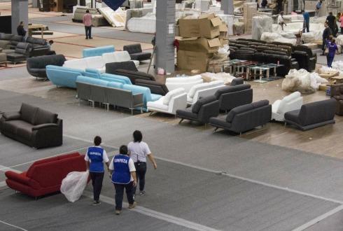 Muebleros se aferran a la innovación   NTR Guadalajara