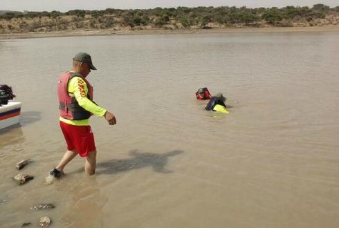 Localizan a menor ahogado en presa de San Miguel El Alto