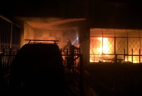 Mueren nueve personas, cinco de ellas menores, en un incendio en Guadalajara
