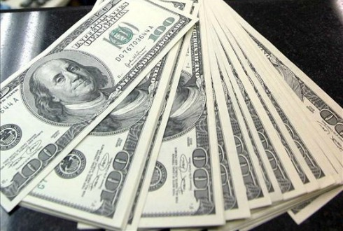 El dólar estadounidense se cotiza con un precio promedio