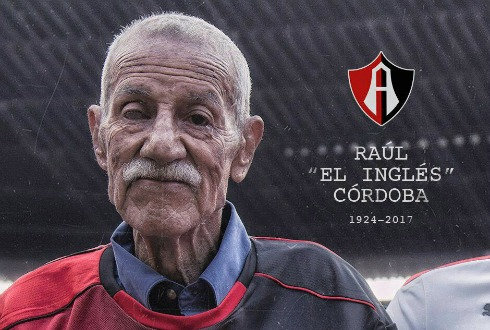 Fallece José Mercado, último sobreviviente del Atlas campeón