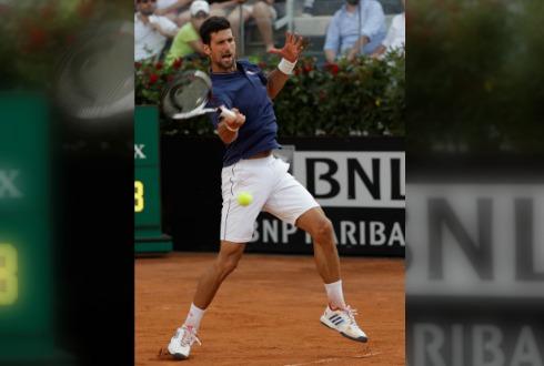 Djokovic y Zverev, por el título en Roma