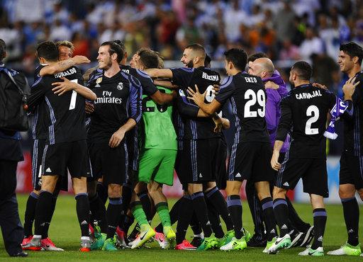 El Real Madrid se quedó con la Liga