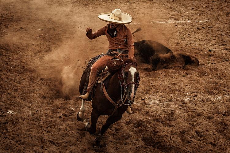 Arrasa Jalisco en el Excelencia Charra