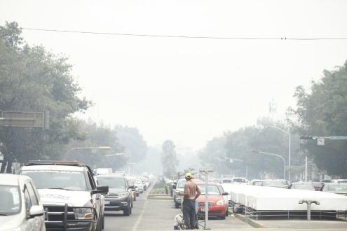 Activan emergencia atmosférica en Jalisco