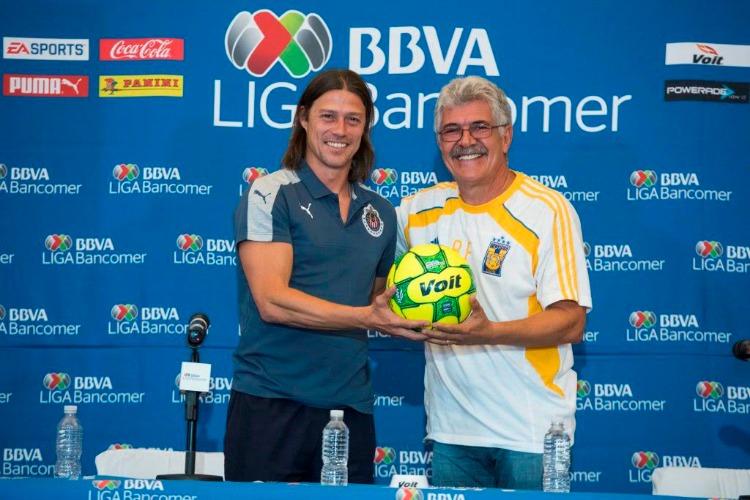 Chivas tiene las mismas posibilidades de Tigres — Benjamín Galindo