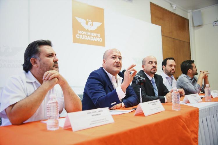MC pide eliminar recurso a partidos pero también en años electorales