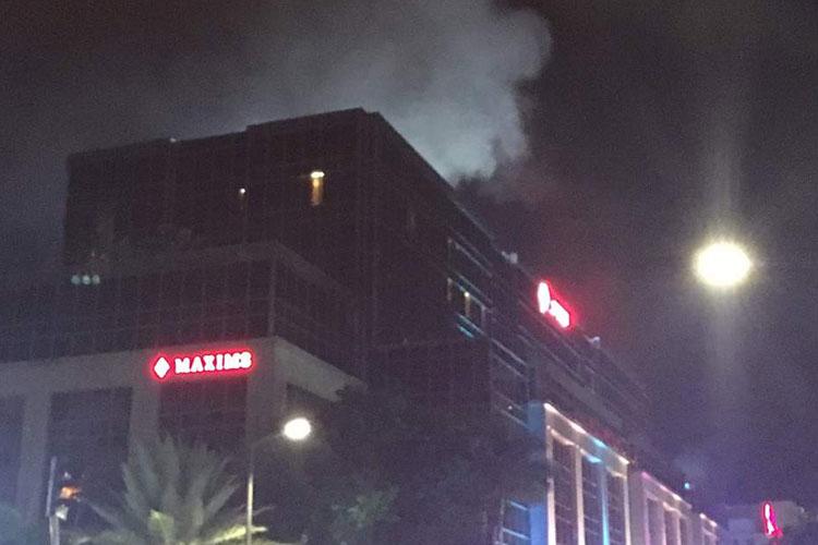 Reportan disparos y explosiones en un resort en Filipinas