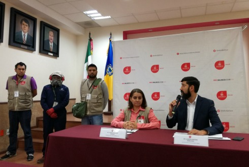 Zika sube y bajan casos de dengue en Jalisco