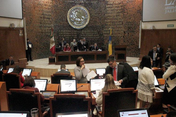 Aprueba Congreso de Jalisco iniciativa #SinVotoNoHayDinero