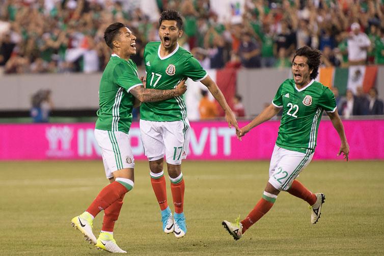 Todo listo para encuentro amistoso entre México e Irlanda