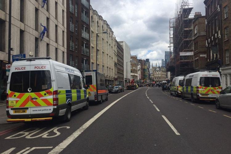 ISIS se atribuye la responsabilidad por el atentado en Londres