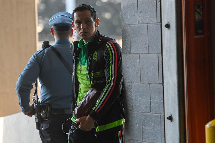 Alejandro Mayorga viajará a Copa Confederaciones sin haber debutado en Primera División