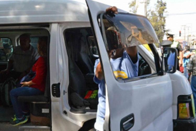 Suspenden ruta 40 tras caso de niña asesinada por chofer