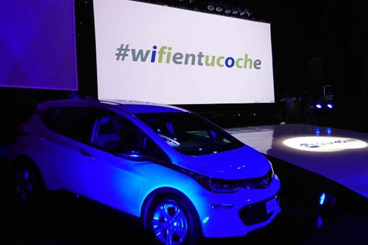 Los próximos autos de General Motors en México tendrán WiFi