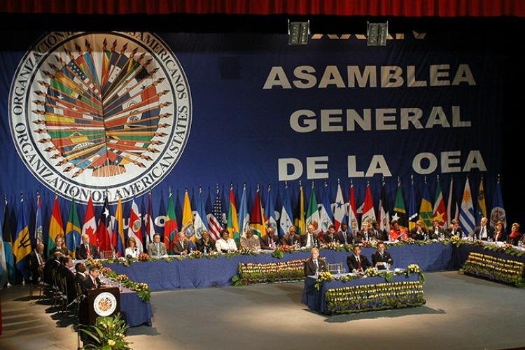 OEA retoma este lunes discusión sobre Venezuela