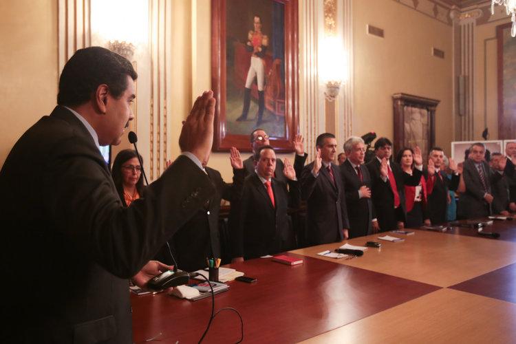 Venezuela presenta en Asamblea de la OEA resolución sobre