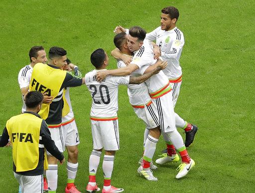 Alemania-México y Portugal-Chile, serán las 'semis' de la Confederaciones