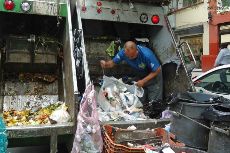 Gobierno de la CDMX castigará a quienes no separen basura