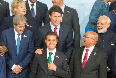Videgaray, republicanos y demócratas ven acertado renegociar el TLCAN