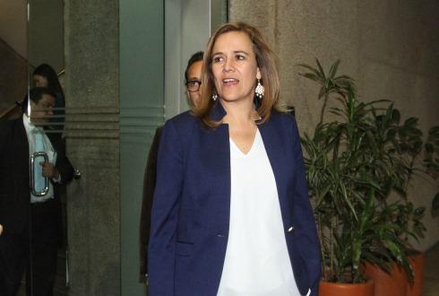 Margarita urge al PAN definir contra quién es la alianza en 2018