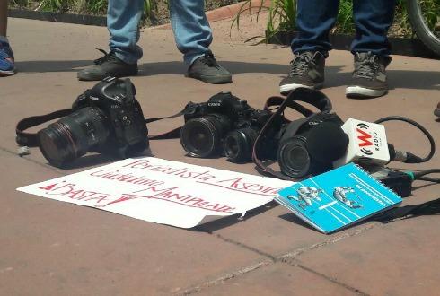 Denuncian a gobierno mexicano ante ONU por violencia contra prensa