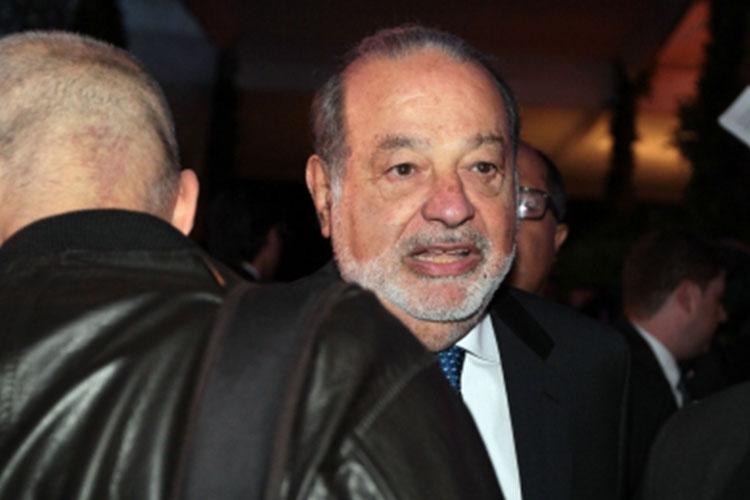 Mexicanos Dionisio Garza y Carlos Slim, los grandes ganadores en Ronda 2