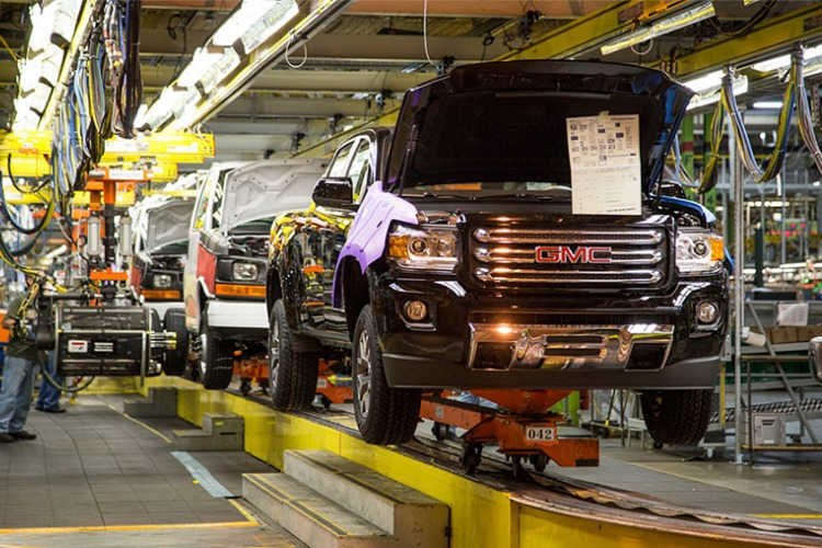 Multa a General Motors de México por vender autos sin certificado ambiental