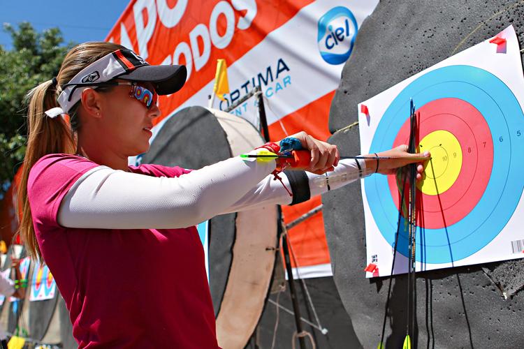 María José Moya quedó cuarta en los 300 metros en Polonia