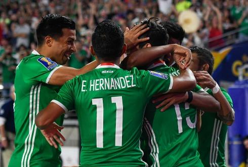 Estados Unidos y Costa Rica en Semifinales de Copa Oro