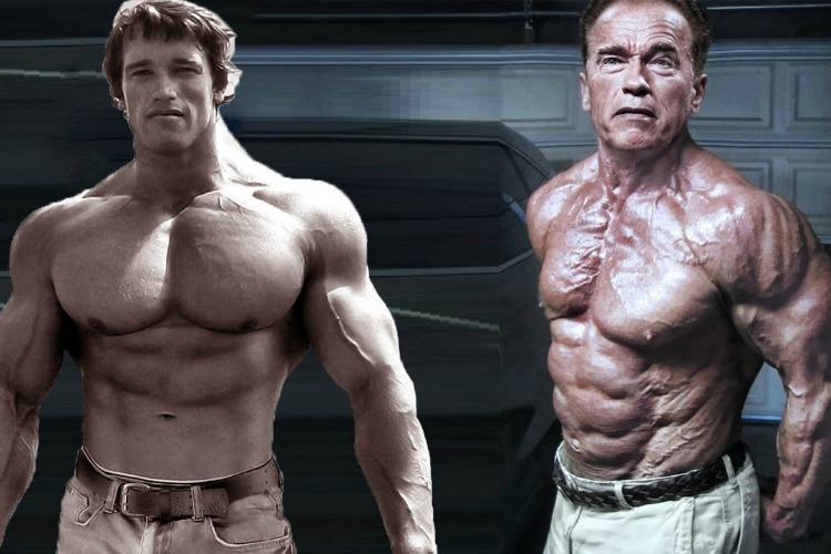 Arnold Schwarzenegger, con 70 años, está más vivo que ...