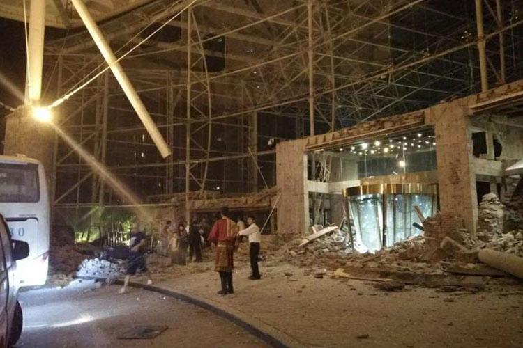 Un terremoto en China causó más de 30 muertos — Preocupación
