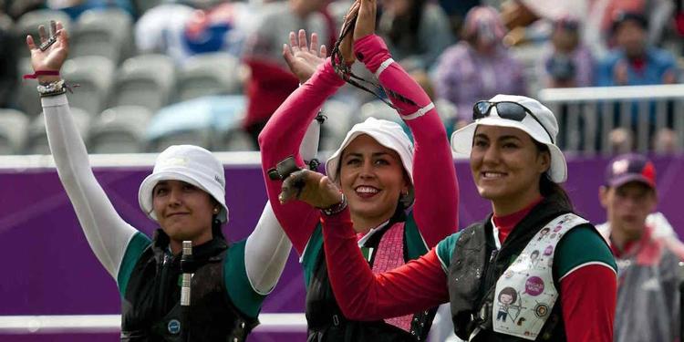 Mexicanos aseguran medalla de plata