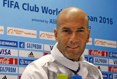 Hasta el 2020: Zinedine Zidane extendió su vínculo con Real Madrid