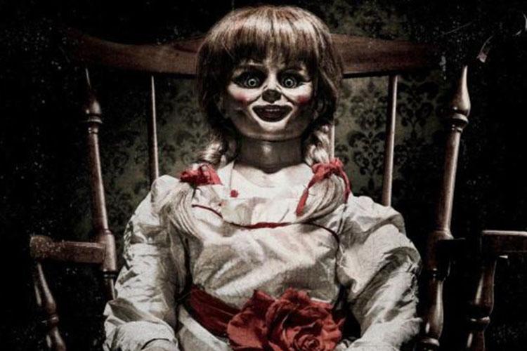 Annabelle 2 lidera la taquilla de cine en Estados Unidos