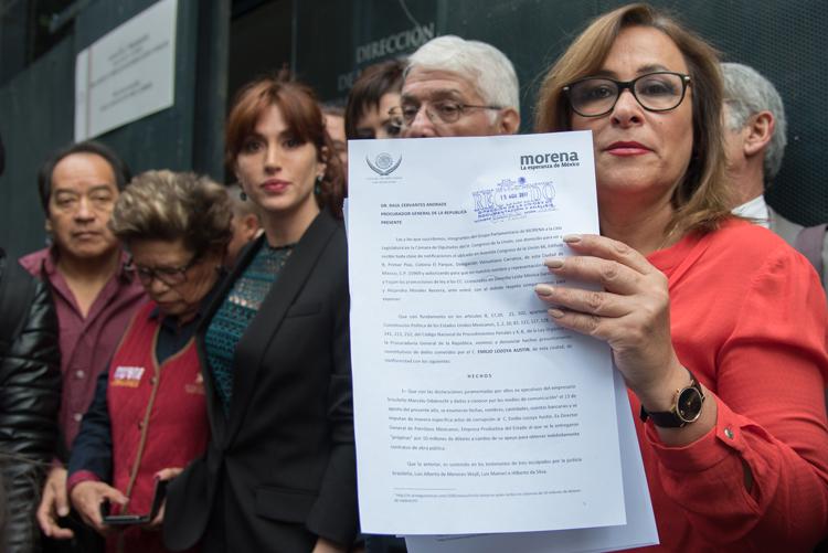 PGR asegura sanción para culpables en caso Odebrecht