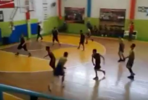 Pánico por tiroteo en partido de basquet en Aguascalientes