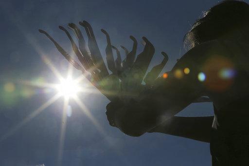 Países de Latinoamérica donde se podrá ver — Eclipse solar