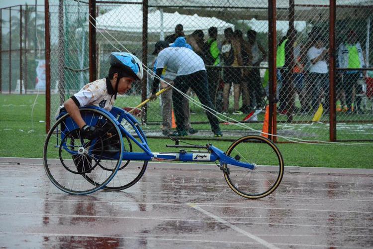 Atletas suman dos oros en Paralimpiada Nacional