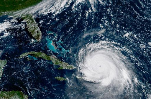 #Videos que te hacen sentir la fuerza del huracán Irma